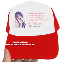 Topi Anime Kimi no iru machi