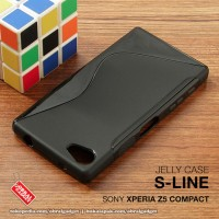 Sony Xperia Z5 Compact Soft Jelly Gel Silicon Silikon Case Softcase