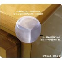 Protective Cover Sleeve Pengaman Sudut Pelindung Siku Meja Transparan