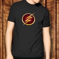 The Flash DC Comic Movie Kaos T-Shirt TShirt T Shirt