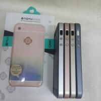 tpu pc bumper texture soft case totu design for iphone 5, 5s