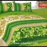Badcover Bonita - Motif Greed Batik
