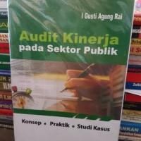 audit kinerja pada sektor publik by i gusti Agung