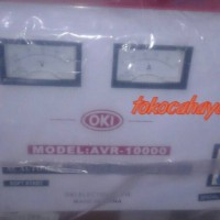 Stabilizer Regulator Listrik OKI 10000 watt Stabiliser