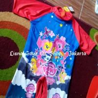 Baju renang anak series diving - selam frozen SD