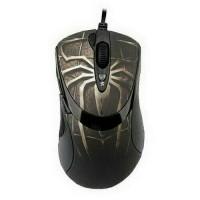 A4tech X7 XL747H Macro Gaming Mouse Motif Spider