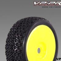 Rc Ban/Tyre/Tire VP PRO GRIPZ EVO 1/8 BUGGY RUBBER Soft Flexx (2pcs)