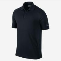 polo shirt / kaos polo/ kaos pria. NIKE hitam