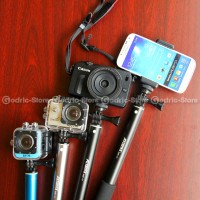 Tongsis Attanta (GoPro,DSLR,SJ4000,SJ5000,Samsung,Asus,Xiaomi,oppo+)