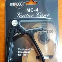 Capo Gitar Classic & Acoustic Musedo MC-4