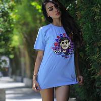 Verve   Kaos Chibi T-Shirt Kartun TShirt Soccer Bola Lionel Messi 1