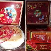 Moon Cake Kue Bulan Tiong Tong Ciu Chiu Pia Phia Putih Kemenangan