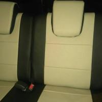 Sarung Jok Mobil Toyota Rush Ultimo Bahan Ferari Full Set 3 Baris
