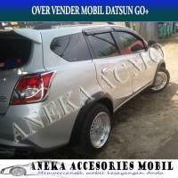 Over Fender Offroad Datsun Go+/Go Plus Panca Model Polos Elegant