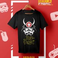 T Shirt Starwars - Kaos Game / Film / Sci-Fi