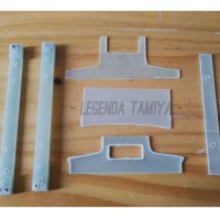 Stik Tamiya Sloop 1 Set, Bumper Sloop Tamiya Sloop, Part Stick Bamper