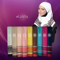 Elzatta Kaila Lakisha - Segi 4 Polysilk - Jual Hijab & Baju Muslim Ori