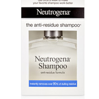 Neutrogena Shampoo - anti residue formula 175 ml