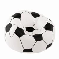 Bestway Soccer Sofa Angin Tiup Pompa Anak Dewasa Inflatable Balon