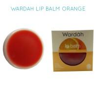 WARDAH LIP BALM 6.5 GR ORANGE