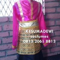 Tari Saman Anak TK |Baju Adat Karnaval Kostum Tradisional Daerah Aceh