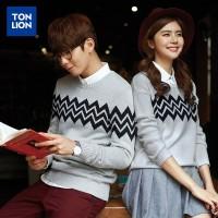 KAOS COUPLE | BAJU PASANGAN | SWEATER | COUPLE KOREA |ZIGZAG