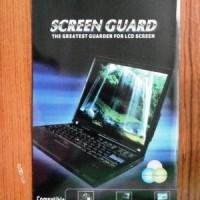 screenguard antigores laptop 14 wide pemasangan