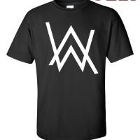 Kaos / T-Shirt - DJ Alan Walker - Black