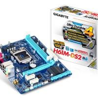 MOTHERBOARD GIGABYTE H61M-DS2 SOCKET 1155 / MOBO / MB / GA-H61MDS2
