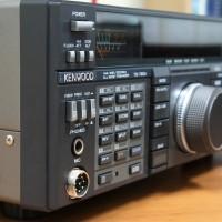 Kenwood TS 790A Tri-Bander s/n. 41200176.