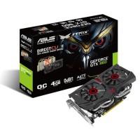 Asus GeForce GTX 960 DirectCU II OC 4GB DDR5 STRIX