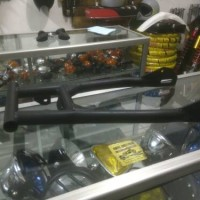 swing arm scorpio custom