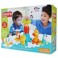 [GL265] Blocks Gear Paradise Animal - Blok Hewan Putar - Block / Lego