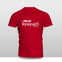 Kaos Baju Pakaian GADGET HANDPHONE ASUS Fonepad 8 FE380CG FONT murah