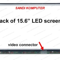 LCD LED Asus A555L A555LA A555LB A555LD A555LF A555LJ 15.6 inch