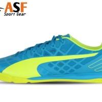 PUMA evoSPEED Sala 3.4 Futsal Shoes ATOMIC BLUE 103238-11