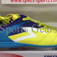 Sepatu Futsal Specs Barricada Gurkha in solar slime naval 2016