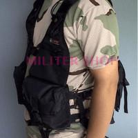 Rompi Serbu/Rompi Tempur/Airsoft Gun/Perbakin/Tactical/Army/Polisi