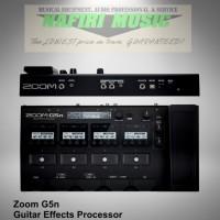 Efek Gitar Zoom G5n / Zoom G-5n / Zoom G 5n baru 100% harga murah!