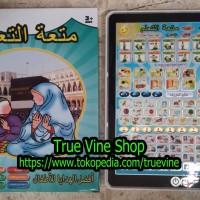 IPAD ARAB (Playpad Anak Muslim) 3 IN 1 (3 Bahasa) Mainan Edukasi