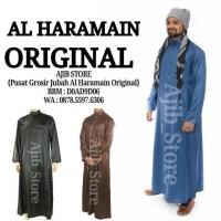 ORIGINAL ARAB Jubah Al Haramain   Thobe Alharamain/Baju Gamis Pria