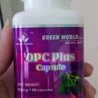 OPC PLUS CAPSULE GREEN WORLD ORIGINAL