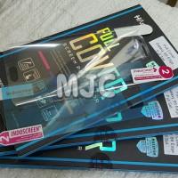Samsung Galaxy S6 Edge Anti Gores FULL COVER Hikaru Indoscreen Fullset