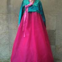 hanbok baju tradisional / adat korea hambok handbok hanbook hanbokh