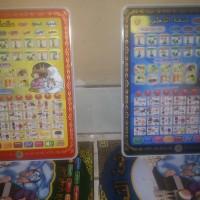 Playpad Muslim 3 bahasa LED termurah di Tokopedia