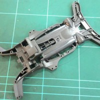 Tamiya Part Chassis AR Grey Loose Part Kit Proto Saber