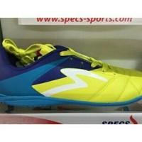 Sepatu Futsal Specs barricada Gurkha In Solar Slime Naval Original