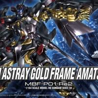 HG Gundam Astray Gold Frame Amatsu Mina 1/144