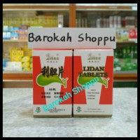 Obat Radang Batu empedu herbal China Lidan Tablets