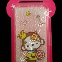 iPhone 6/6s TPU soft Mokyo Monkey No.6 Back Case / Cover